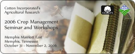 2006 crop management header - 2006 Presentations