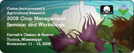 2008 crop management header - 2008 Presentations