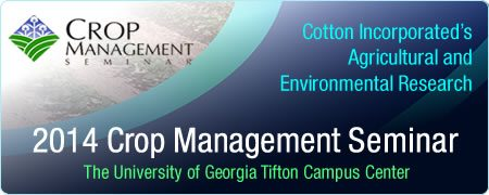 2014 crop management header - 2014 Presentations