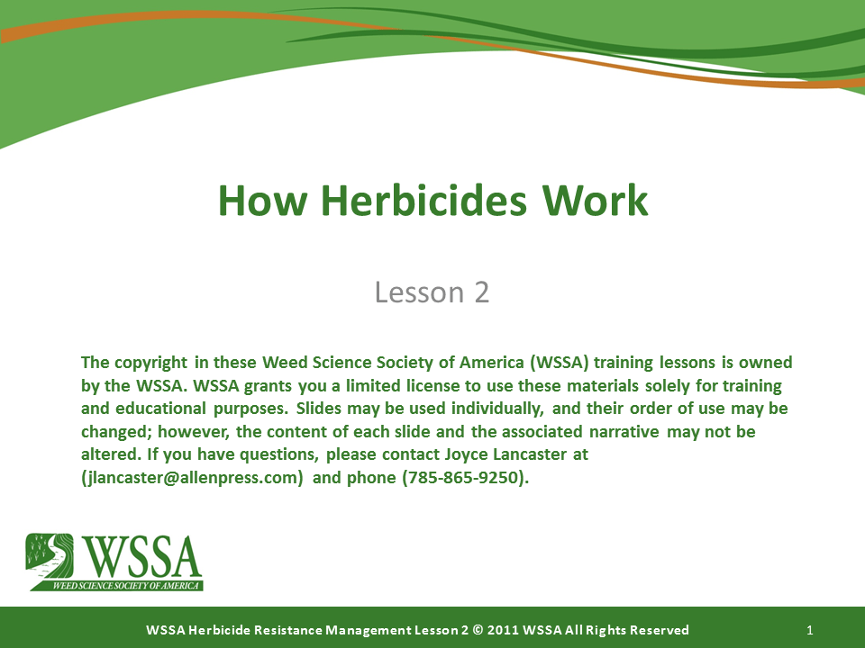 Slide1.PNG lesson2 - Herbicide-resistant Weeds Training Lessons