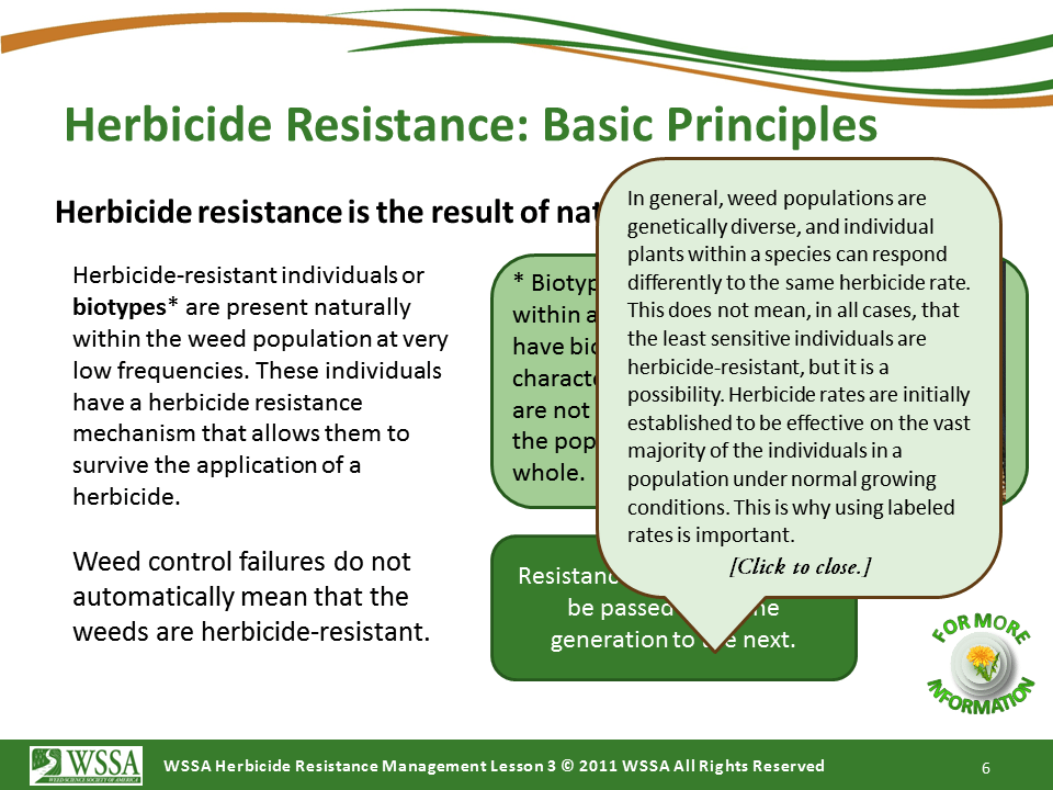 Slide6.PNG lesson3 - What Is Herbicide Resistance?