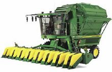 john deere 7460 - Preharvest Preparation