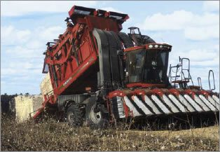 module half top - Case IH Half-Length Modules