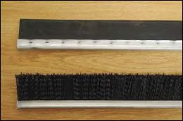strippers bat brush - Stripper Harvester Preparation
