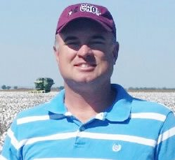 Doug Wilde - Using Gray Water in Cotton Production