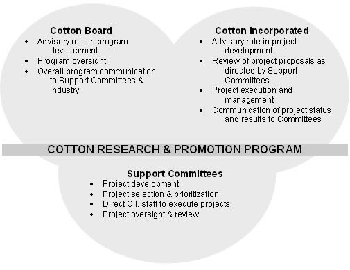major roles of organizations - State Support Program Guidelines