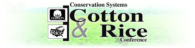 cotton rice header - 2008 Conservation Tillage Conference Proceedings