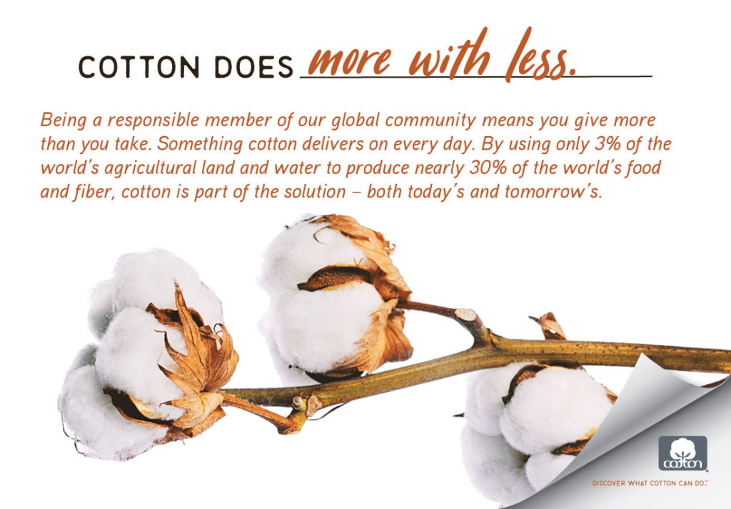 Cotton Nonwovens Functional and Marketable Benefits to Products