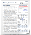 Monthly economic letter thumb - Cotton Market News Feed