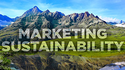 Marketing Sustainability