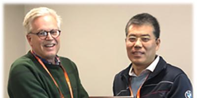 Dr Baohong Zhang  - 2019 Cotton Biotechnology Award Recipient - Dr. Baohong Zhang