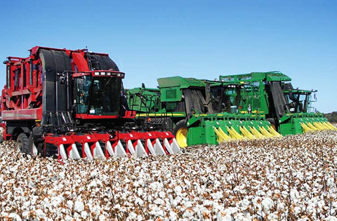 spindle type index - The Spindle-Type Cotton Harvester