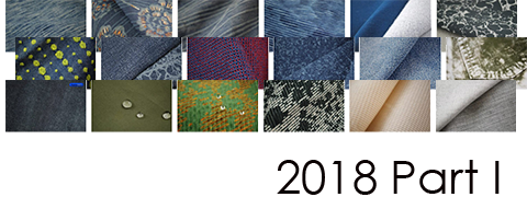 2018 part I index - FABRICAST™ Fabric Inspiration
