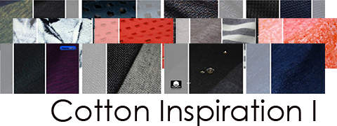 Cotton inspiration I - FABRICAST™ Fabric Inspiration