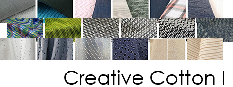 Creative Cotton I index - FABRICAST™ Fabric Inspiration