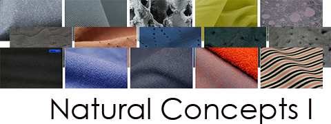 Natural concepts I - FABRICAST™ Fabric Inspiration